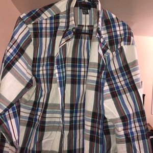 H&M plaid shirt